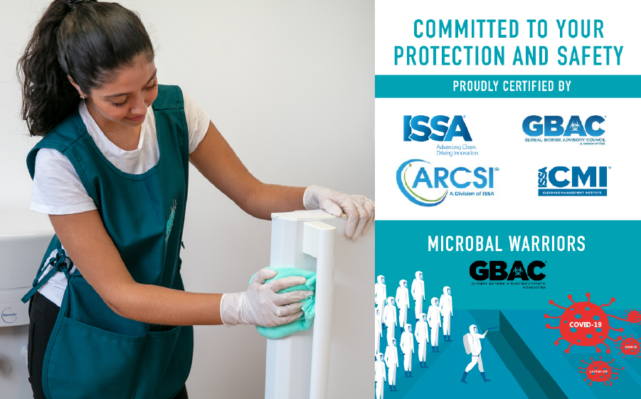 Essential cleaning services for protection against covid 19